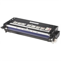 8,000 Page Black Toner Cartridge for Dell 3115cn Color Laser Printer