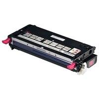 Dell RF013 toner -- 8000 page (high yield) Magenta toner for Dell 3110cn, Dell 3115cn Printer -- 310-8399