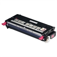 Dell 4,000 Page Magenta Toner Cartridge for Dell 3115cn Laser Printer