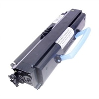 3,000 Page Black Toner Cartridge for Dell 1720/ 1720dn Laser Printers