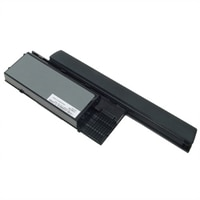 85 WHr 9-Cell Lithium-Ion Primary Battery for Dell Latitude D630/ D631 Laptops / Precision Mobile M2300 WorkStations