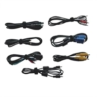 Cable Kit for Select Dell Projectors