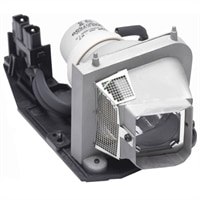 Replacement Lamp for Dell 1209S/ 1409X/ 1609WX Projectors