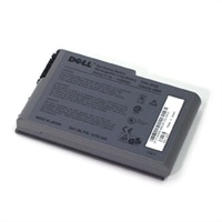 6-Cell Smart Lithium-Ion Primary Battery for Dell Latitude D600 Notebook