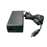 Dell 60-Watt 3-Prong AC Adapter with 3.28 ft Power Cord for Select Dell Inspiron / Latitude Laptops