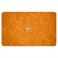 Dell SWITCH by Design Studio - Mehndi Lid for Dell Inspiron 17R (N7110) Laptops