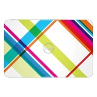 SWITCH by Design Studio - Big Giant Plaid Lid for Dell Inspiron 17R (N7110) Laptops