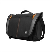 Dell Adventure Messenger - Fits Laptops with Screen Sizes Up to 17-inch