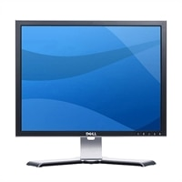 Dell UltraSharp 2007FP 20.1-inch Flat Panel LCD Monitor with Height-Adjustable Stand