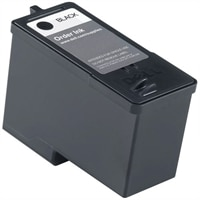 Dell High Yield Black Ink Cartridge (Series 7) for Dell 968 All In One Printer