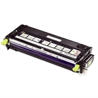 9,000 Page Yellow Toner Cartridge for Dell 3130cn/ 3130cnd Color Laser Printer