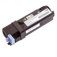 Dell FM064 toner -- 2500 page (high yield) Black toner for Dell 2130cn, Dell 2135cn Printer -- 330-1436