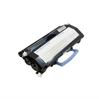 Dell 2,000 Page Black Toner Cartridge for Dell 2330d Laser Printer - Use and Return