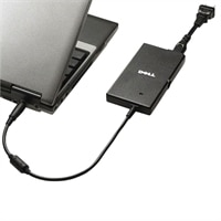 65-Watt Auto-Air Combination Power Adapter for Dell Studio XPS 16 (1645) Laptop
