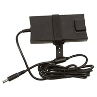 65 Watt 3 Prong AC Adapter with 3 ft Power Cord for Dell Latitude/ Studio Laptops / Studio Hybrid Desktop