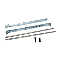 Slim ReadyRails Static Rails (Universal 2-Post/4-Post Mount) for 2U Systems for Dell PowerEdge R720/ R720XD Servers