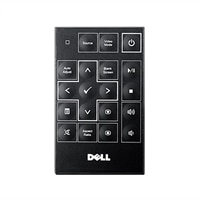 Dell Remote Control for Dell M115HD Projector