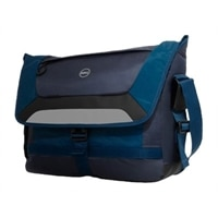 Dell Energy Messenger Carrying Case- Fits Laptop with Screen Sizes Up to 17-inch