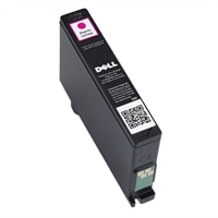 Single Use Standard Capacity Magenta Ink Cartridge (Series 31) for Dell V525w/ V725w All-in-One Wireless Inkjet Printer