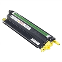 3,000 Page Yellow Toner Cartridge for Dell C3760N/ C3760DN/ C3765DNF Color Laser Printer