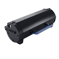 Dell 8,500-Page Black Toner Cartridge for Dell B2360d/ B2360dn/ B3460dn/ B3465dn/ B3465dnf Laser Printers - Use and Return