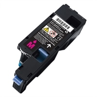 Dell C1760nw/C1765nf/C1765nfw Magenta Toner - 1400 pg high yield -- part XMX5D sku 332-0409