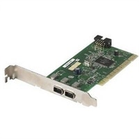IEEE 1394a Controller Card for Select Dell Inspiron / OptiPlex / Vostro Desktops