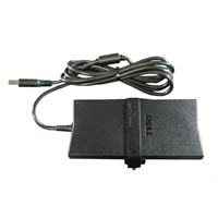Refurbished: 90-Watt 2-Prong AC Adapter for Select Dell XPS / Latitude / Inspiron / Studio / Vostro Laptops