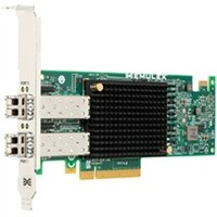 Emulex LPe32002-M2-D Dual Port 32Gb Fibre Channel HBA, Low Profile, Customer Installation