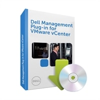 Dell Management Plug-in for VMware vCenter 25 Server Limited 3-Year Subscription 10-25 Upgrade Kit, APOS