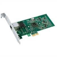 PRO/1000 PT Single Port PCI Express Server Adapter for Select Dell PowerEdge Servers / PowerVault Storage