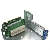 Dual Full Height PCI Riser for Select Dell OptiPlex Desktops