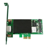 Dell 2.4/5 GHz Wireless 1505 PCI Express WLAN Mini Card for Select Dell Alienware / Dimension / Inspiron / Vostro / XPS / Precision Workstation Desktops