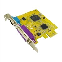 Dell Parallel and 2nd Serial port Full Height Adapter (RCHJH)