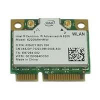 Dell Dell WiFi Link 6205 Wireless-N Half Mini-Card for Dell Latitude E5430/ E5530/ E6430s Laptops /