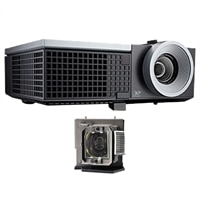 Dell 4320 Projector with Extra Lamp and with 2-Year Advanced Exchange Warranty