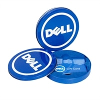 Dell Purchase Gift Cards (Prepaid)