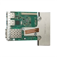 Dell QLogic FastLinQ 41264 Dual Port 10GbE SFP+ , Dual Port 1GbE, rNDC, Server Adapter Ethernet PCIe Network Interface Card, Customer Install