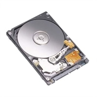 Refurbished: 250 GB 7200 RPM SATA Hard Drive for Select Dell Inspiron / Vostro / Studio / OptiPlex / Alienware Laptops