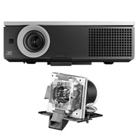 Dell 7700FullHD Projector with 4-Year Advanced Exchange Warranty and 1-Year Lamp Warranty