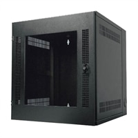 AMERICAN POWER CONVERSION INTL 13U WALL-MOUNT ENCLOSURE W/ GLASS FRONT DOOR
