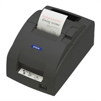 Epson TM-U220B Dark Grey Dot Matrix Receipt Printer