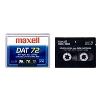 36/72 GB DAT72 Tape Cartridge