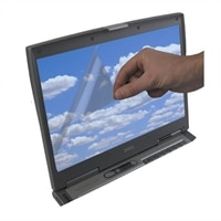 Ultra-thin Plastic Screen Protector for 15-inch Laptop Screens