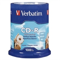 CD-R 80 Minute 700MB 52X DataLifePlus 100-Pack Spindle