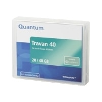20 GB/ 40 GB Travan 40 Data Cartridge - 3 Packs