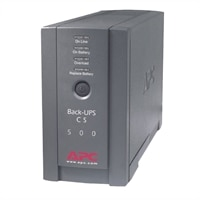 APC APC Back-UPS CS 500VA - UPS - 300 Watt - 500 VA 50/60 Hz AC 120 V 8 hour(s)