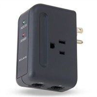 Belkin Travel Surge Protector with Hidden Swivel Plug
