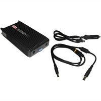 DE2045-1320 90 Watt DC Power Adapter with Cigarette Configuration Input to Vehicle
