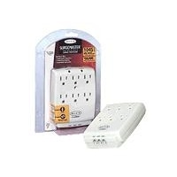 6-Outlet SurgeMaster Home Series Surge Suppressor